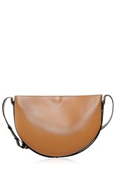 Victoria Beckham Half Moon Cross Body Bag Multi