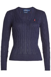 Polo Ralph Lauren Cotton Cable Knit Pullover
