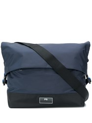 Paul Smith Ps Classic Messenger Bag Blue