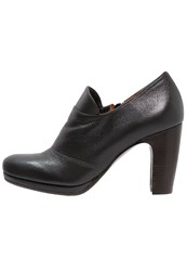 Chie Mihara Vice Ankle Boots Carbon Dark Grey