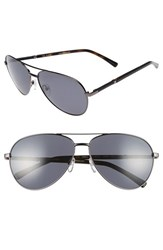 Ted Baker Men's London 62Mm Polarized Aviator Sunglasses