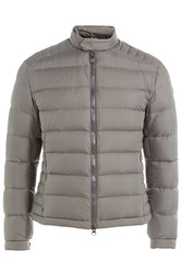 Colmar Down Jacket With Hood Grey