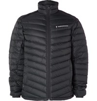 Peak Performance Frost Pertex Down Ski Jacket Black