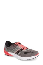 Brooks Women's Purecadence 6 Running Shoe Castle Rock Black Diva Pink