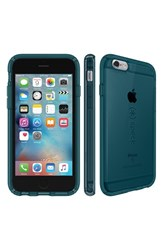 Speck 'Candyshell' Iphone 6 Plus And 6S Plus Case Blue Rainstorm Blue