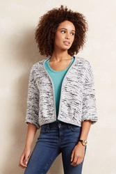 Ottod'ame Valonia Cardigan Black And White