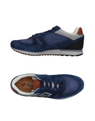 Lotto Leggenda Sneakers Blue
