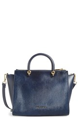 Ted Baker London Large Genuine Calf Hair And Leather Tote