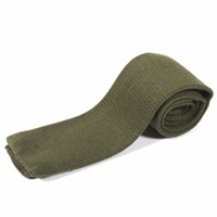 Nick Bronson Knitted Plain Wool Tie Soft Green