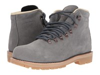 Merrell Wilderness Usa Suede Steel Grey Men's Cold Weather Boots Gray