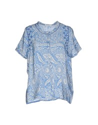 Bella Jones Shirts Shirts Women Azure