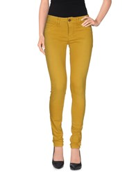 Nichol Judd Trousers Casual Trousers Women Ocher