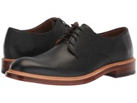 Bostonian Somerville Low Black Tumbled Leather Shoes