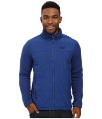 Jack Wolfskin Caribou Crossing Altis Jacket Deep Sea Blue Men's Coat
