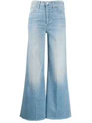 Mother Flared Faded Jeans 60