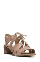 Naturalizer Women's Felicity Sandal Gingersnap Leather