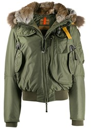 Parajumpers Gobi Padded Bomber Jacket Green