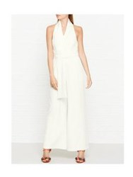 Keepsake White Shadows Jumpsuit Ivory