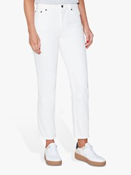 French Connection Palmira Jeans Summer White