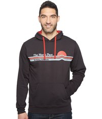 The North Face Tequila Sunset Hoodie Tnf Black Men's Sweatshirt