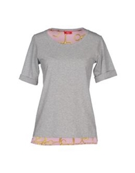Altea T Shirts Grey