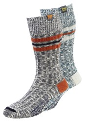 Superdry Super Mountain Boot Sock Multi Coloured