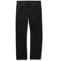 Jean Shop Slim Fit Selvedge Denim Jeans Black