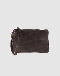 Corsia Clutches Dove Grey