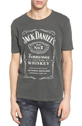 Lucky Brand Men's Jack Daniels Graphic T Shirt