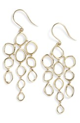 Bony Levy Women's Geo Circle Chandelier Earrings Nordstrom Exclusive