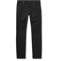 Maison Martin Margiela Slim Fit Denim Jeans Black