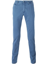 Jacob Cohen Chino Trousers Blue