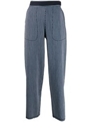 Odeeh High Waisted Straight Trousers 60