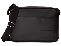 Lacoste Classic Airline Bag Black Messenger Bags