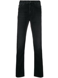 Vivienne Westwood Anglomania Washed Out Jeans Black