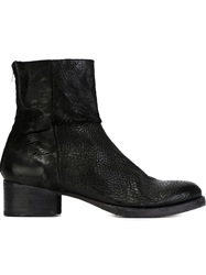 The Last Conspiracy 'Ake' Boots Black