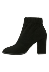 Whistles Lotus Ankle Boots Black