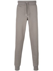 Moncler Drawstring Cuffed Trousers Grey