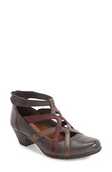 Rockport Cobb Hill Women's Adrina Pump Grey Leather