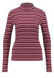 Scotch And Soda Long Sleeved Top Combo Rose