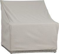 Cb2 Ebb Armless Chair Cover