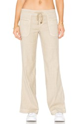 Level 99 Leandra Lounge Pant Beige