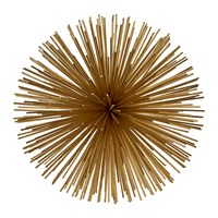 Pols Potten Prickle Decorative Ornament Brass Small