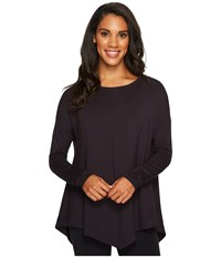 Lucy Pure Light Pullover Black Women's Long Sleeve Pullover