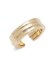 Miansai 18K Gold Plated Layered Ring