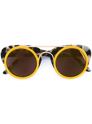 Smoke X Mirrors 'Sodapop Iii' Sunglasses Brown