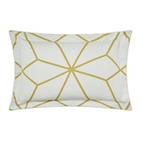 Harlequin Axal Oxford Pillowcase Ochre