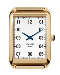 Tom Ford 40Mm 18K Gold Watch Head