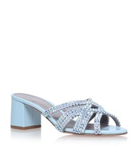 Gina Dexie Sandals Female Light Blue