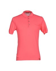 Bramante Knitwear Jumpers Men Coral